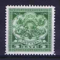 Latvia Lettland: Mi Nr 219   MH/*   1933 - Lettland