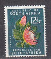 PGL CA040 - AFRIQUE DU SUD SOUTH AFRICA Yv N°278B ** FLEURS - Afrique Du Sud (1961-...)
