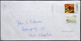 Denmark 2014  Letter  Minr.1579    ( Lot  5739) - Covers & Documents