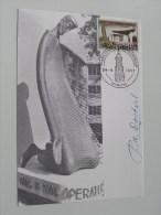 GENTINNES Mémorial Kongolo Memoriaal ( Post 1967 Marcophil / Zie Foto Voor Details ) !! - Chastre