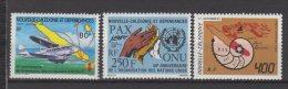Nvelle Calédonie - Année 1985 Complète - Poste  Aérienne Luxe ** - Volledig Jaar
