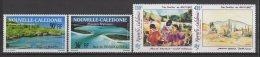 Nvelle Calédonie - Année 1991 Complète - Poste  Aérienne Luxe ** - Nueva Caledonia