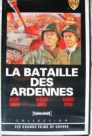K7 VHS La Bataille Des Ardennes (Guerre) Henry Fonda, Robert Ryan - Autres