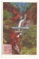 ///  CPA - Asie - JAPON - JAPAN - KOBE - Nunobiki Waterfall Female   // - Kobe