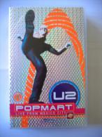 K7 VHS U2 Popmart Live From Mexico City 1997 - Concert Et Musique