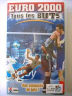 K7 VHS EURO 2000 TOUS LES BUTS - Sports