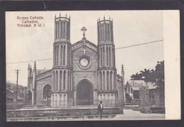 Antique Card, Roman Catholic Cathedral, Trinidad, K5. - Trinidad