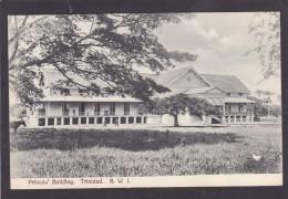 Antique Card, Princes Building, Trinidad, K5. - Trinidad