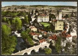 BOURDEILLES Vue Aérienne Du Château (Lapie) Dordogne (24) - Francia