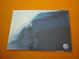 Surf/Surfing/Surfer/Car/voiture/Volkswagen Polo - Greece Carte Postale/postcard - Altri