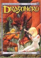 Cartolina Fumetti Dragonero N.14 BD Bomics Bonelli - Cómics