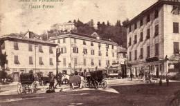 Saluti Da Pontedecimo Piazza Perino Tram - Genova (Genoa)