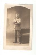 Carte Photo :87 -  Limoges : Photo D´un Soldat ( 89 ) - Personnages