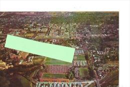 Cpsm St000089 Iowa City , Hopital Universitaire Et La Rivière Iowa - Iowa City