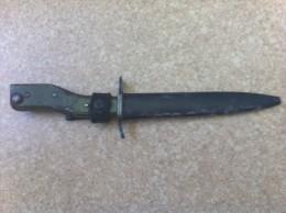 Couteau De Tranchée DEMAG - Blankwaffen
