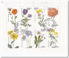 Oman 1977, Gestempeld USED, Flowers - Oman