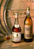 COGNAC : Richesse Et Noblesse De La Charente : Le Cognac Et Le Pineau - Cognac