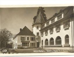 38    PALADU    HOTEL  DES  BAINS - Paladru