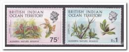 BIOT 1993, Postfris Plakker, Plants - Brits Indische Oceaanterritorium