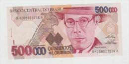Brasil 500000 Cruzados  (1993) Pick 236b UNC - Brazil