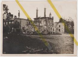 51 MARNE BOUILLY  Canton De FISMES MONTAGNE DE REIMS PHOTO J.PATRAS MILITARIA 1914/1918 WK1 WW1 - Altri Comuni