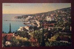 """PORTOROSE - ANNULLO """"PORTOROSE PIRANO PIROSCAFO"""" - PER UDINE  NEL 1920 - Slovenia"""