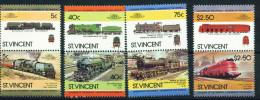 1984 St. Vincent, 770/77, Lokomotiven, Railway, ** - St.Vincent (1979-...)