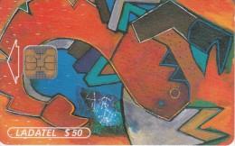 MEXICO  - Zodiac/Scorpio, chip OB, used