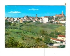 MONCALVO M.305,panorama-1969 - Asti