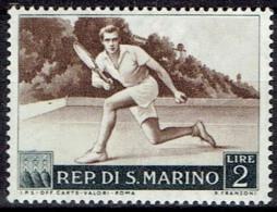 SAN MARINO  # STAMPS FROM YEAR 1953  STANLEY GIBBONS  455 - San Marino