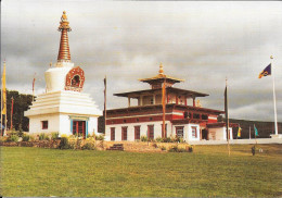 Temple Des Mille Bouddhas, Kagyu Ling - La Boulaye - Bouddhisme