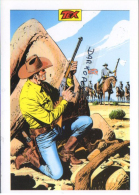 Cartolina Tex Willer Bonelli Torino Comics - Stripverhalen