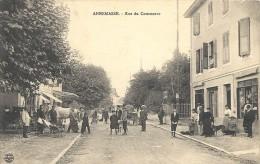 RUE DU COMMERCE + FERRAGE DE CHEVAL - Annemasse