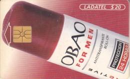 MEXICO - OBAO, used