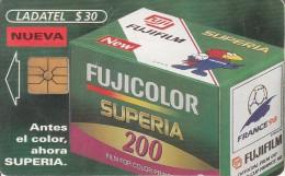 MEXICO - Fuji film, used