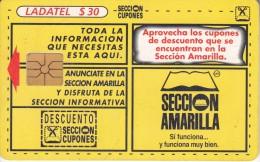 MEXICO - Seccion Amarilla, used