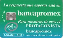 MEXICO - Bancapromex, used