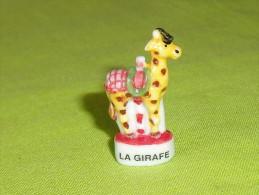 Fèves / Animaux :la Girafe Du Manège    T61 - Animaux