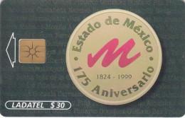 MEXICO  - Gobierno Del Estado De Mexico, Used - Mexico
