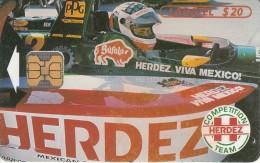 MEXICO - F1, Herdez, used