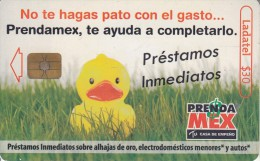 MEXICO - Prenda Mex, used