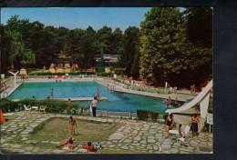 J2516 SALSOMAGGIORE TERME ( PARMA, SPA ) PISCINA LEONI - 61972 ROTALCOLOR - Donne In Costume, Bikini - Italien