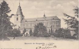 Hoegaarden   Souvenir De Hougaerde   L´Eglise          Nr 2753 - Hoegaarden