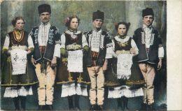 BULGARIE SOFIA COSTUMES LOCAUX FOLKLORE - Bulgarien