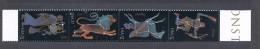 140020478  EE.UU.  YVERT  Nº  3716/9  **/MNH - United States