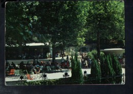 J2531 FIUGGI FONTE ( FROSINONE ) FONTE BONIFACIO, INGRESSO - THERMES, THERMAE - USED 1975 - Italia