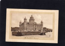54469     Francia,    The  Dock Offices,  Liverpool,  NV(scritta) - Liverpool