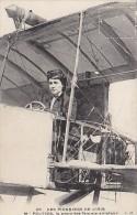 Aviation - Femme Aviatrice Pilote Mme Peltier - Les Pionniers De L'Air - Early Aviation - Airmen, Fliers