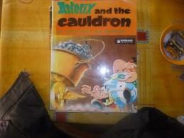 Asterix And The Cauldron - Livres, BD, Revues