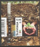 SI 2015-1153 INTERNATIONAL YEAR OF ERTH, SLOVENIA, S/S, MNH - Umweltschutz Und Klima